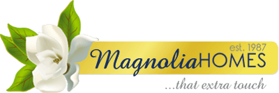 Magnolia Homes logo